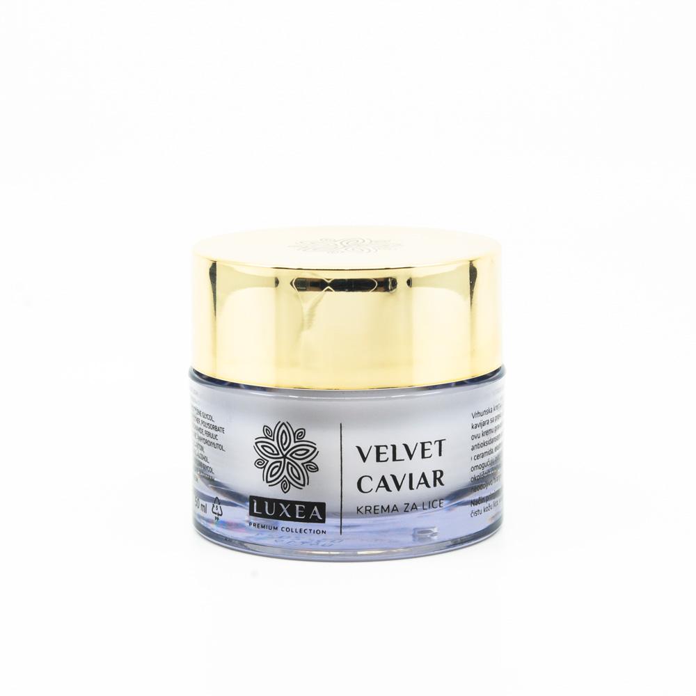 0000409 velvet caviar krema za lice 50 ml