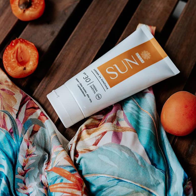 sun losion
